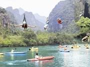 Quang Binh plans to build world's longest zip-line system