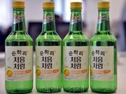 Soju of RoK enters Southeast Asia market