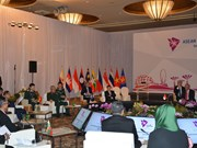 ASEAN called to step up efforts against new security challenges