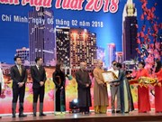 HCM City hosts Tet celebration for Overseas Vietnamese