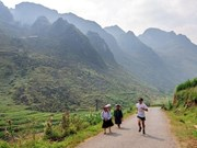 Ha Giang international marathon in April