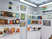 Vietnamese books at India's international book fair