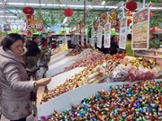 Vietnamese goods win customers' trust