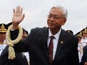 Myanmar's President calls for efforts for national unity