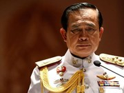 Thai PM makes human rights protection a national agenda