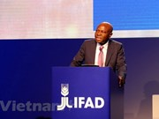 Vietnam attends IFAD Governing Council's meeting