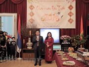Vietnamese expats celebrate lunar New Year