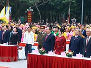 PM attends festival marking Ngoc Hoi-Dong Da victory