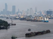 Thai economy grows at fastest pace in five years
