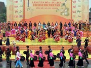 Spring festival to honour national ethnic cultures