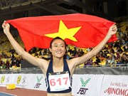 Sprint queen Le Tu Chinh to train in US