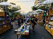 Tet book fairs rake in money