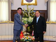 Thailand pledges to maintain close defence, security ties with Vietnam