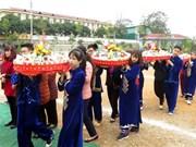 Tay minority in Tuyen Quang celebrates Long Tong festival