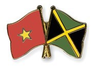 Jamaica leaders affirm willingness to develop ties with Vietnam
