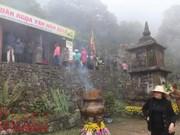 Quang Ninh: Ngoa Van spring festival kicks off National Tourism Year