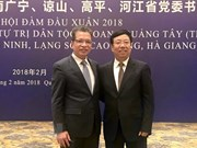 Vietnamese, Chinese provinces foster cooperation