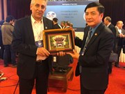 Vietnam attends WFTU President Council in Tehran