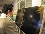 Art exhibition on Hoan Kiem Lake kicks off