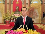 President Tran Dai Quang's Bangladesh visit aims for 1 billion USD trade