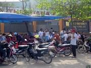 Da Nang asks steel plants causing pollution to halt production