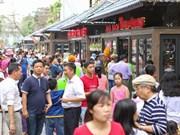 Hanoi spring book fair earns over 4 billion VND on Tet holiday