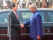 The Diplomat: Vietnam-India ties enjoy rapid development