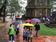 Thua Thien-Hue records surge of tourists in two months