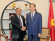 President Tran Dai Quang's activities in Bangladesh