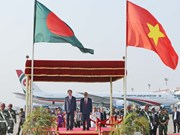 Bangladeshi newspaper highlights Vietnamese President's visit