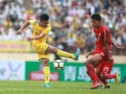 AFC Cup 2018: Song Lam Nghe An draw with Persija Jakarta