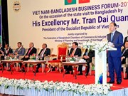 Firms of Vietnam, Bangladesh urged to create impetus for trade ties