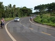 Traffic accidents reduce in National Highway 1A during new year
