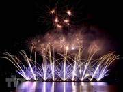 Da Nang promotes image via fireworks festival