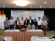 Vietnam, Good Neighbors International work to improve cooperatives