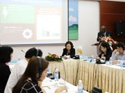 Conference talks integrated early childhood development