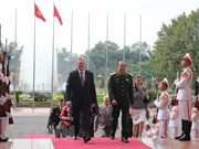 VN, Russia agree to further strengthen military technical cooperation