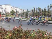 Binh Duong int'l women's cycling tournament opens
