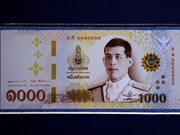 Thailand to use new banknotes with portrait of King Rama X