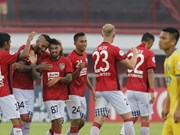 Thanh Hoa lose to Bali United at AFC Cup