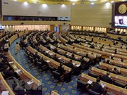 Thailand adopts House of Representatives, Senate election bills