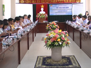 Belgium's ODA project helps Ninh Thuan respond to climate change