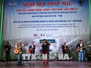 Ben Tre hosts Mekong Delta Francophone Day