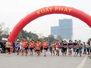 Bac Ninh hosts Fun Run in response to ASIAD 18