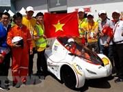Win for Lac Hong University at Shell Eco-marathon Asia