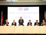 PM attends Vietnam-New Zealand Business Forum