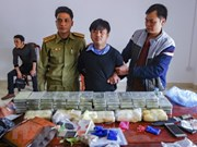 Dien Bien police uncover cross-border drugs trafficking ring