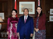 VN, NZ issue joint statement on advancing comprehensive partnership