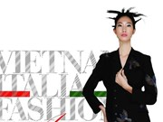 Fashion week celebrates 45 years of Vietnam-Italy diplomatic ties