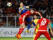 AFC Cup: Song Lam Nghe An lose first game